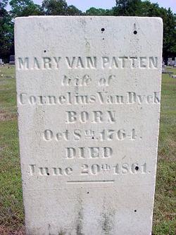 Mary <i>Van Patten</i> Van Dyck