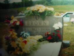 Willie Lee (Bill) Brown