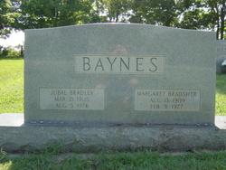 Margaret Bradsher Baynes