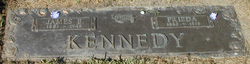 Frieda Mae <i>Landgraf</i> Kennedy