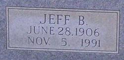 Jeff B. Meredith