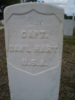 Capt Daniel Hart