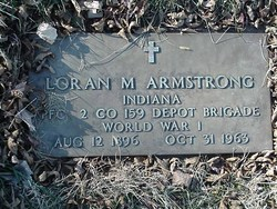 Loran Montgomery Armstrong