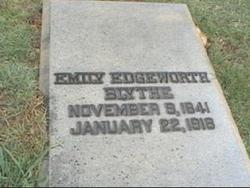 Emily Edgeworth <i>Earle</i> Blythe
