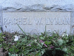 Rachel <i>Ward</i> Lyman
