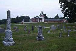Zion Memorial United Methodist Church Cemetery