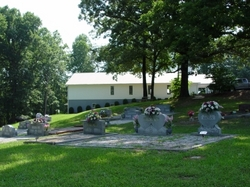 Mount Gilead Baptist Cemetery - New