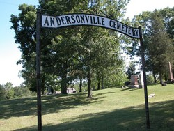 Andersonville Cemetery