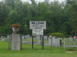 Milligan First Baptist Church Cemetery