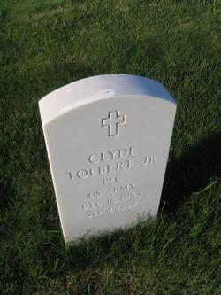 Clyde Tolbert, Jr