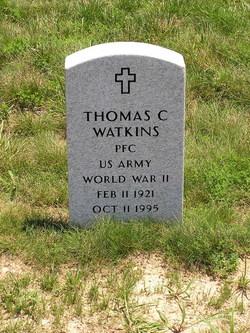 Thomas C Watkins