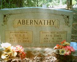 Cecil Eugene Abernathy
