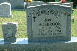 Dow L Holbrook