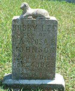Bobby Lee Johnson