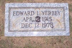 Edward Lee Yerbey, Sr