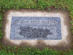 Joan Alice <i>DeGarmo</i> Ayers