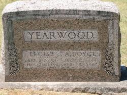 Eloise Yearwood