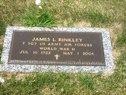 James Lawrence Binkley