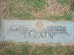 Adolphus (A D) D Adams, Sr