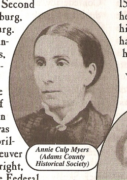Anne <i>Culp</i> Myers