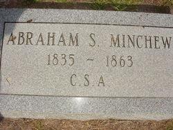 Abraham Samuel Minchew