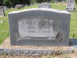 Callie Lorraine Porter