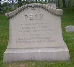 Albert Henry Peck