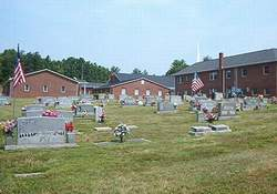 El Bethel Baptist Church Cemetery
