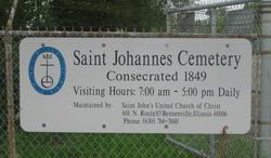 Saint Johannes Cemetery