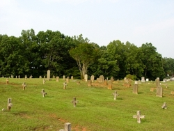 Yellow Creek Baptist Church Cemetery
