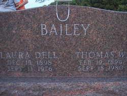 Laura Dell <i>Branick</i> Bailey