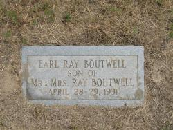 Earl Ray Boutwell