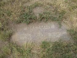 Edgar H Breeden