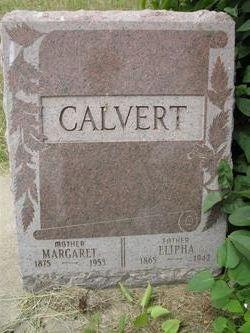Margaret Malinda <i>Bilyeu</i> Calvert