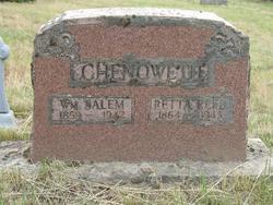 Geretta F. Retta <i>Reed</i> Chenoweth