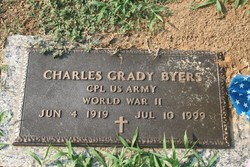 Charles Grady Byers