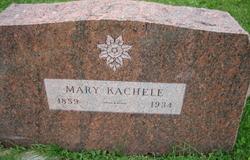 Mary Rachele Dierking