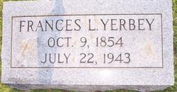 Francis L Yerbey