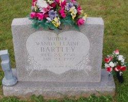 Wanda Elaine <i>Chenoweth</i> Bartley