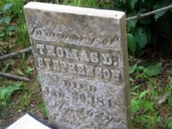 Judge Thomas Dillard Stephenson