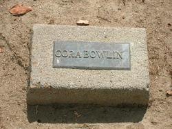 Cora Bowling