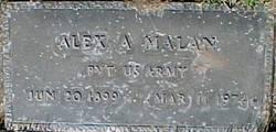 Alex August Malan