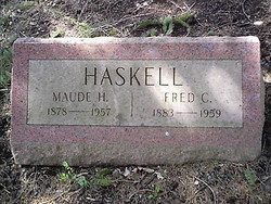 Maude <i>Perry</i> Haskell
