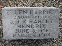 Ellen Harriet Hendrix