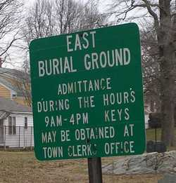 East Burial Ground