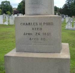 Charles Hobby Pond
