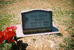 Lula Geiser Alley