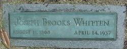 Joseph Brooks Whitten
