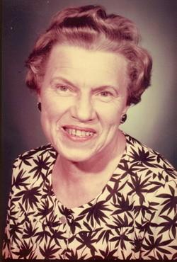 Edna Elizabeth <i>Thomas</i> Bates