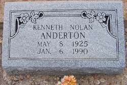 Kenneth Nolan Anderton